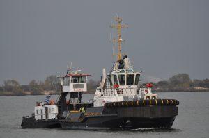Njord transport Damen ASD 3010 ICE – YN 512611