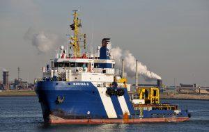 Mariska-G, Seafox 5, Fugro Frontier