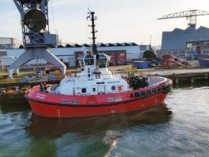 Damen's innovative RSD Tug 2513 nominated for KNVTS Ship of the Year Award