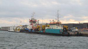 Coastal Chariot, DMS Stork, Susanne A