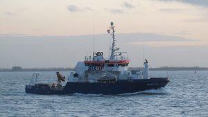 Seazip Fix naar zee