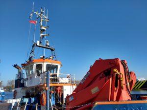 DCS Explorer, MCS Taku CPP, Coastal Chariot