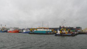 DCS Adventurer, Coastal Chariot, Coastal Challenger, MCS Taku CPP, Glomar Arctic