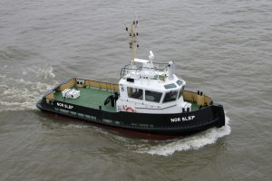 Damen signs with Gerd Stensen for Stan Tug 1606