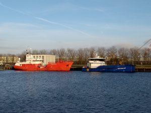22-12-2018, 1e Binnenhaven Vlissingen