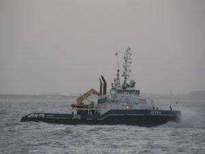Glomar Endurance, Bever, Coastal Chariot, Coastal Challenger