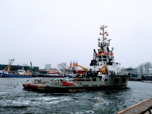 Van Diamond naar Sea Diamond