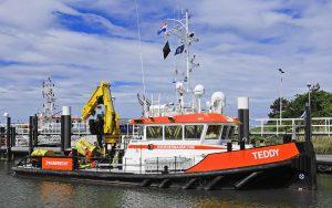 TEDDY in de Berghaven 16-5-2019