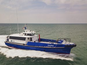 OCTOMAR Serviços Marítimos takes delivery of Damen Fast Crew Supplier 2206