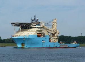 Imposante schepen vandaag