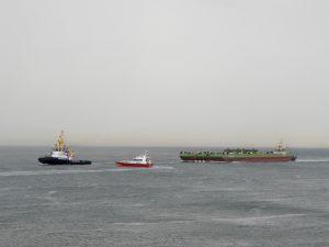 Multratug 20 & Multratug 33 met ponton Stralsund