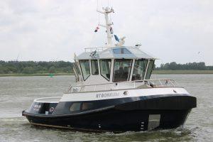 Dag van de zeesleepvaart (vlootschouw).