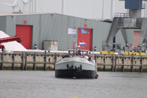 Pinksterfeesten Delfzijl,in de haven