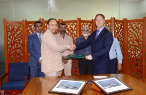 Damen signs contract with Karachi Shipyard & Engineering Works for Material Package of two ASD Tugs 2009