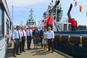 Boluda Towage, a towing division of Boluda Corporación Marítima, successfully closes the acquisition of the Dutch company Kotug Smit Towage