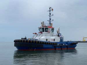 FAIRPLAY XV – A new Addition to the FAIRPLAY TOWAGE Group Fleet of Tugs