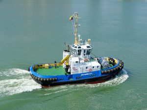 Two more Damen tugs for Ecuador harbour support