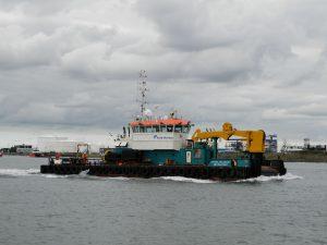 Barney, Coastal Challenger & Peter