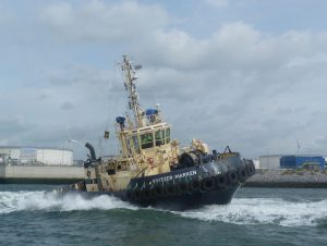 Innovation, Multratug 3, Svitzer Marken