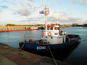 Echo, Delta, Tuimelaar, Broedertrouw XV, Ina XL, Zwaardvis