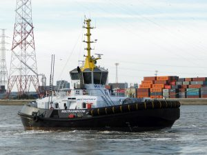 Svitzer Mallaig & Multratug 6 met Arctic Bay