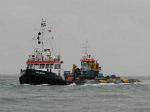Sea Echo, Coastal Challenger & Coastal Chariot