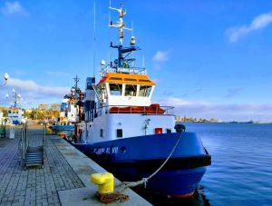 Fairplay Towage Gdynia, 10-11-2019