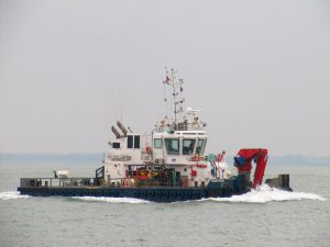 NavTug Flattop Torsten