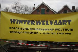 Winterwelvaart in Haven Sappemeer
