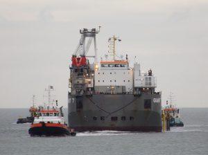 Noordstroom, Giant 7, Multratug 17, Coastal Challenger, Coastal Chariot