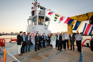 Damen delivers two new vessels to RAK Ports