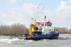 Damen signs contract with EMS Offshore   to supply new Shoalbuster 2711
