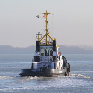 TUG(S) busy at Terneuzen