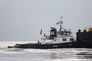 En Avant 7 & Sirius met Osprey Carrier II