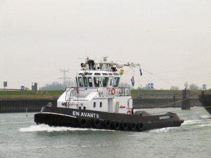 En Avant 9 & Sirius met Osprey Carrier II