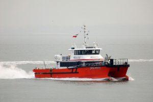 MTSL Avocet, SC Amethyst, Offshore Wandelaar, HST Hudson