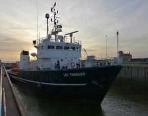 Lev Tornado, Offshore Wandelaar, Hendrik 8, Glomar Advance