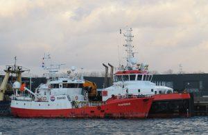 Seaforce, Noordstroom, Lev Tornado