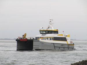 HST Hudson, Green Wind, Njord Zenith