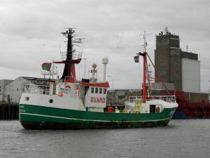 Guard Vessel Walvis