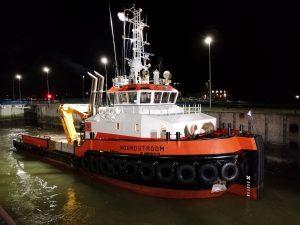 Coastal Chariot, Noordstroom, Echo