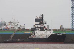 Haven van Delfzijl vandaag