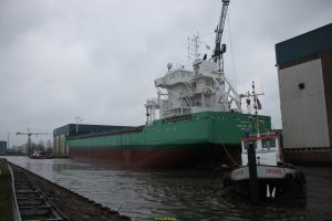 Tewaterlating ARKLOW ACE in Westerbroek