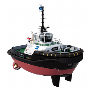 Forth Ports places order for next generation Damen ASD Tug 2312
