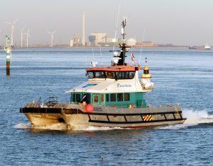 Offshore Wandelaar & HST Hudson