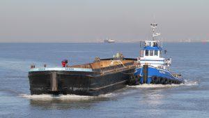 Wilco-B met barge GD XXIII