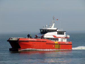 Windcat 101, Deep Volans, Largo, Presto, Njord Zenith