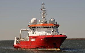 Fugro Discovery, Seafox 4, B391