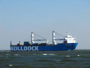 Zwerver III, Rolldock Sun