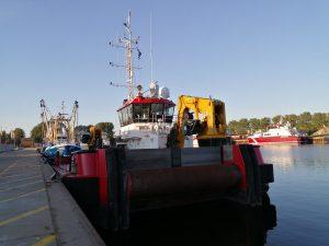 Viking Energy, Roggenplaat